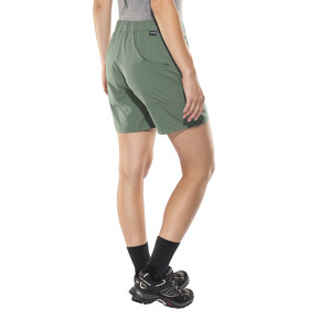 "Patagonia High Spy Shorts Women 6"" Pesto"